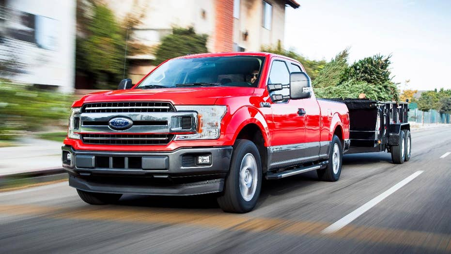 Ford's first F-150 diesel