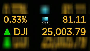 Media coverage in focus as Dow hits another historic high