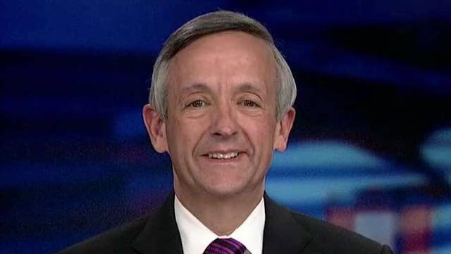Pastor Robert Jeffress shares his take on 'Fire and Fury'
