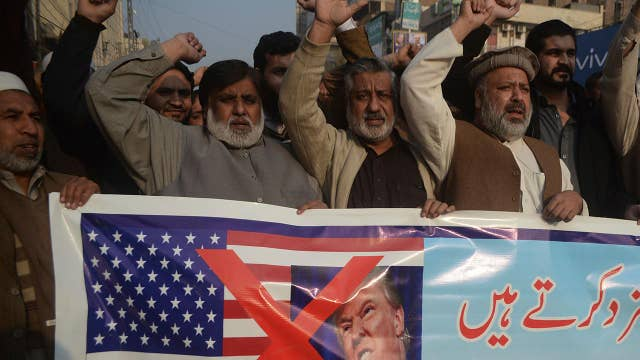 Trump administration freezes security aid to Pakistan