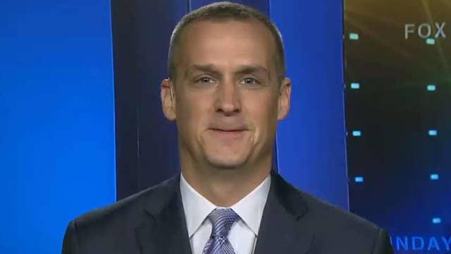 Corey Lewandowski responds to 'Fire and Fury' allegations