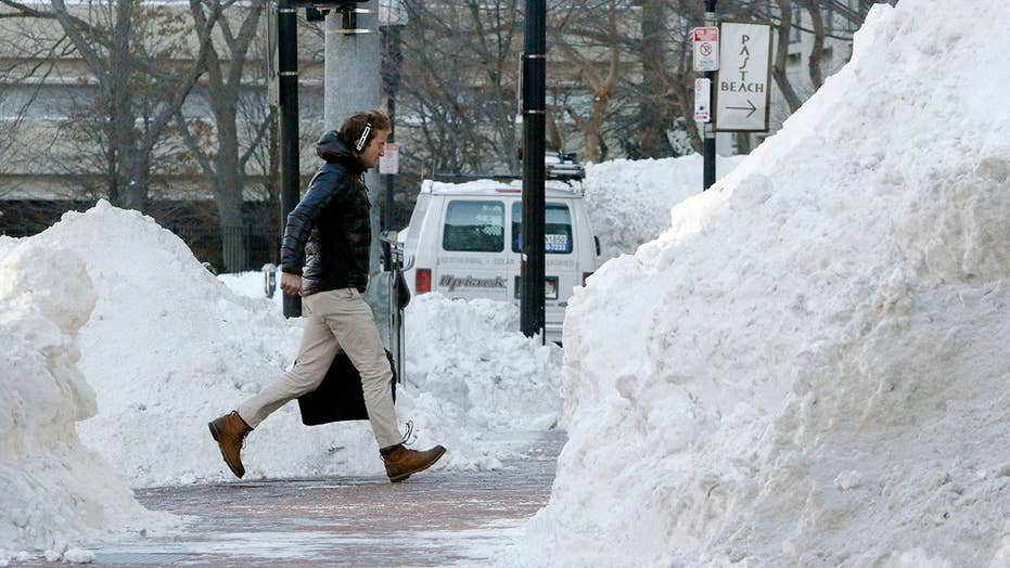 Millions impacted by deep freeze caused by 'bomb cyclone'