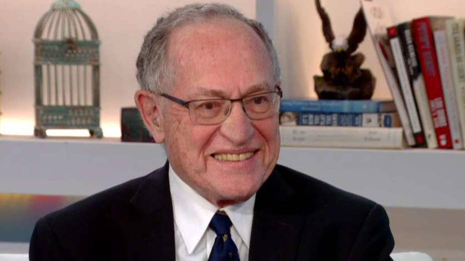 Dershowitz: Dangerous for liberals to diagnose Trump