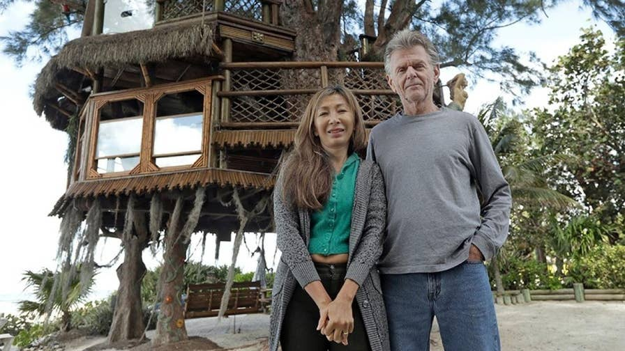 Holmes Beach, Florida couple's 'getaway' tree house must come down after Supreme Court declines to hear case