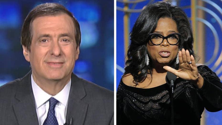 Kurtz: White House talk boosts Winfrey's brand