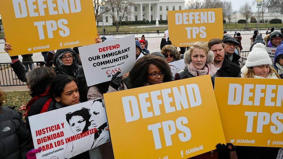 Trump pulls the plug on immigrants from El Salvador
