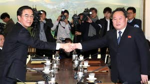 Greg Palkot reports from Seoul on the issues discussed during 11-hour meeting.