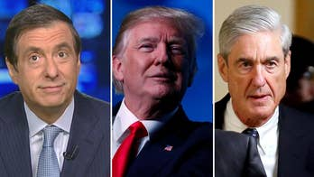 'MediaBuzz' host Howard Kurtz weighs in on the possible outcomes for President Trump meeting with Robert Mueller.