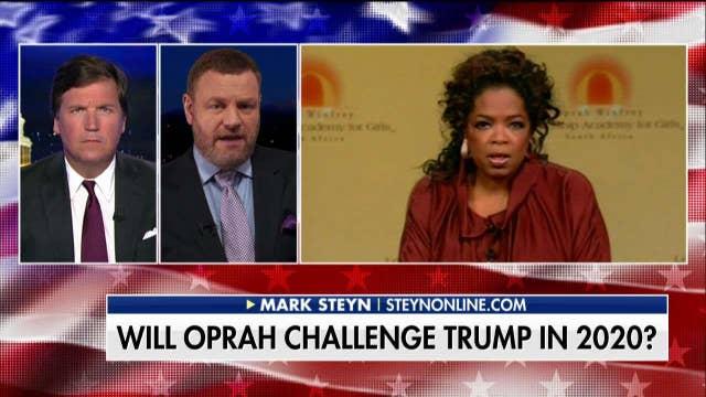 Mark Steyn Reacts to Oprah's Speech