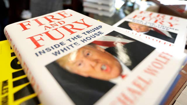 Uncovering errors in 'Fire and Fury'
