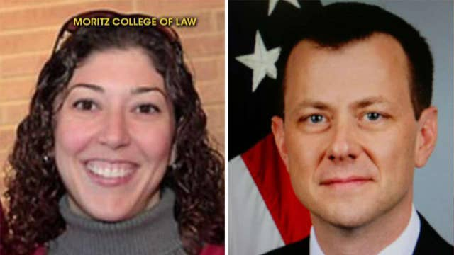 Texts suggest contact between FBI, media on Russia case