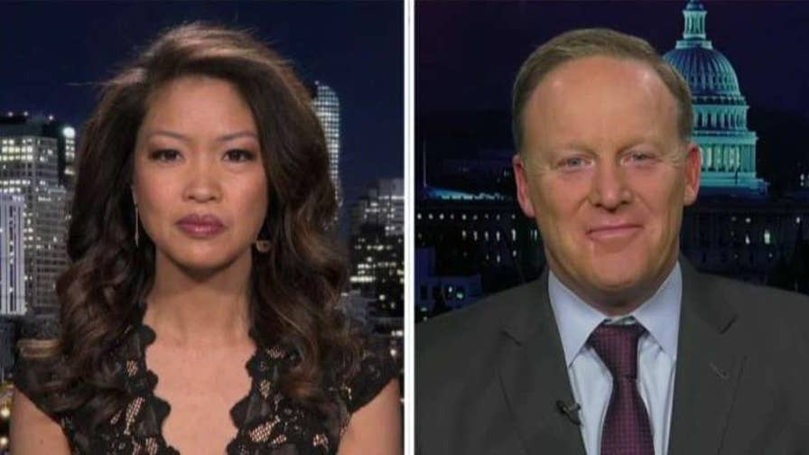 Michelle Malkin and Sean Spicer sound off on 'Hannity.'