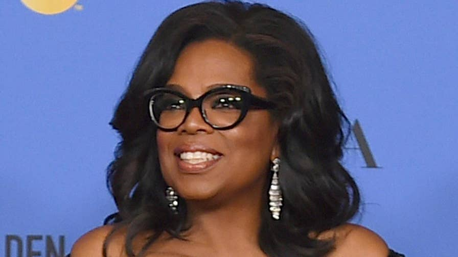Oprah Winfrey's Golden Globes speech fuels speculation about possible presidential run; reaction from Jeff Mason, White House correspondent for Reuters.