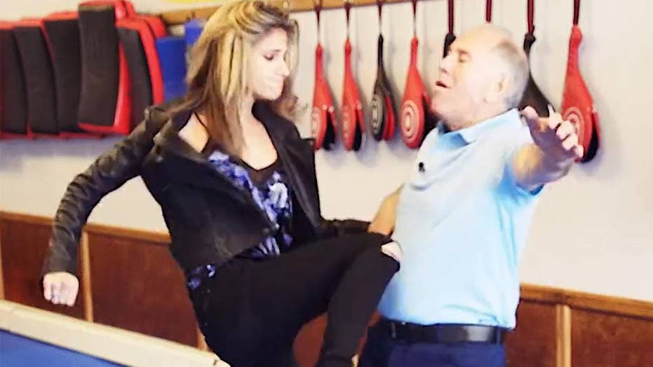 Learn essential self-defense moves from a Master