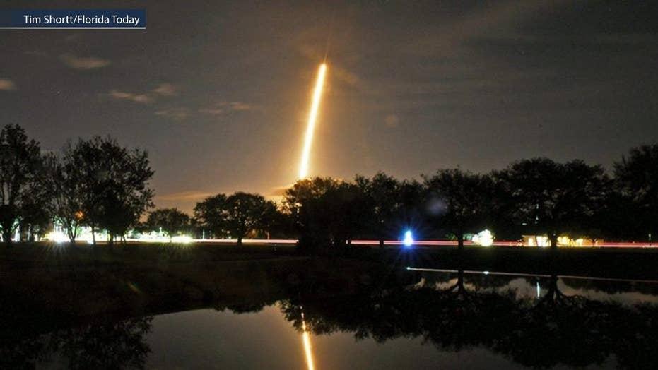 Launch of US spy satellite fails
