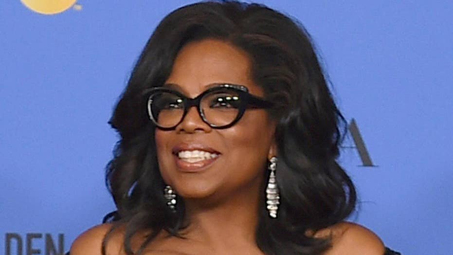 White House: Trump would welcome challenge of facing Oprah