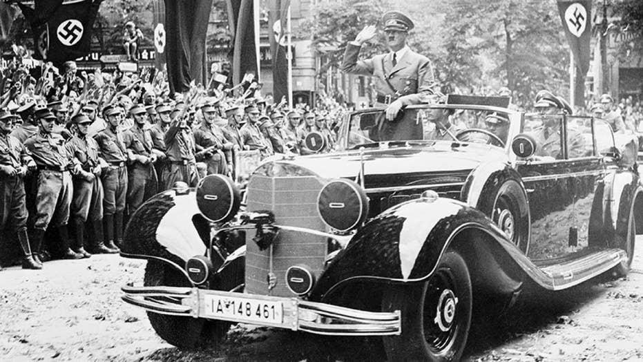 'Hitler' Mercedes-Benz sale to benefit Simon Wiesenthal Cntr