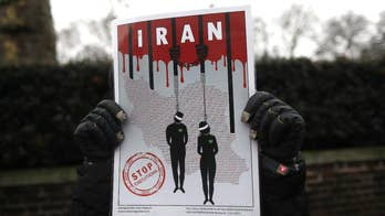 Anti-government protesters claim fellow activists are being tortured and killed in Iran's notorious Evin Prison. Family members and protesters share their story with FOX News.