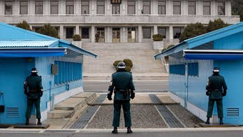 The rogue regime and South Korea hope to ease tensions.