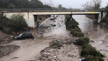 California mudslides: What makes them so destructive?