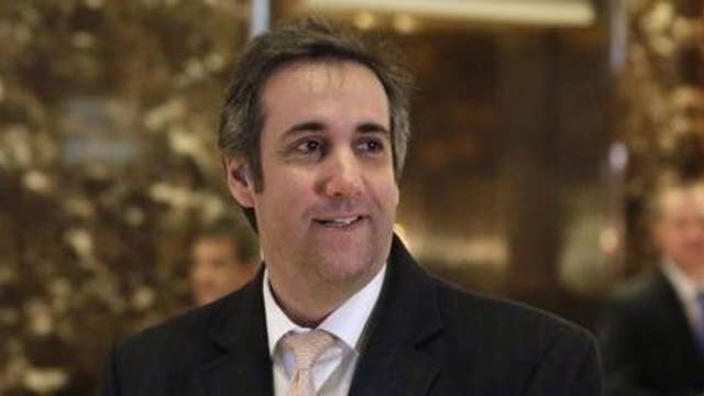 Trump's lawyer files suit against Buzzfeed over dossier