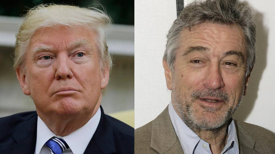 What Robert De Niro said and where. The actor delivers a harsh message to President Donald Trump