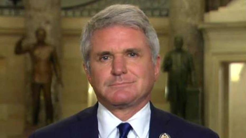 Rep. Mike McCaul weighs in on the immigration debate