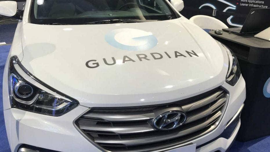CES 2018: High tech car sensors detect slightest movements