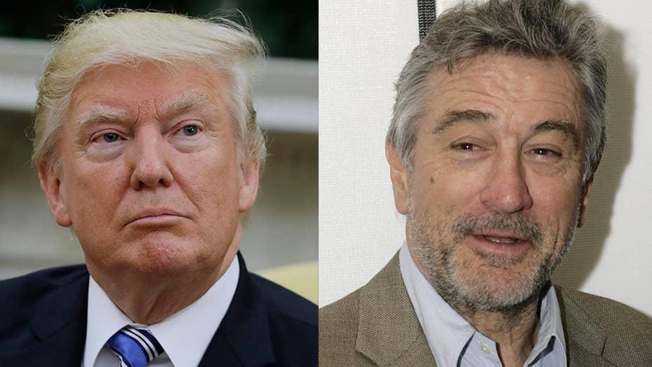 Robert De Niro's impassioned anti-Trump rant