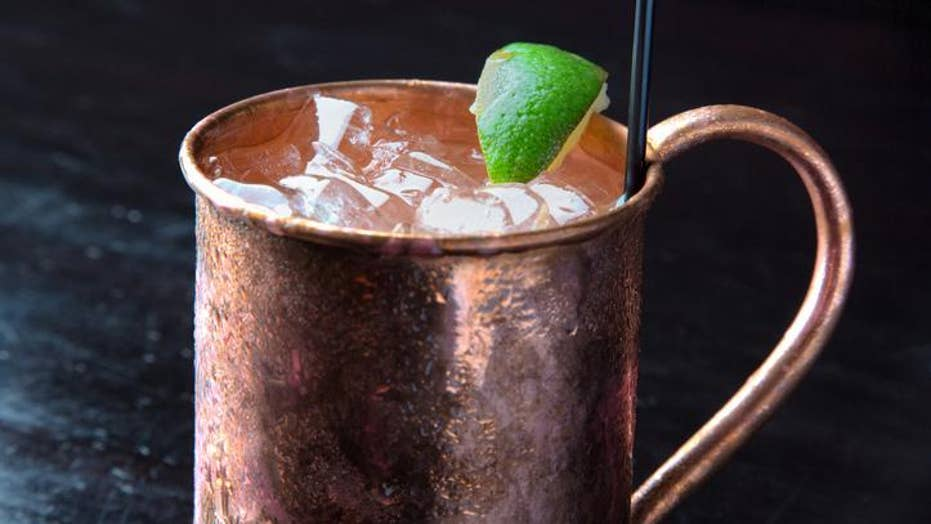 Origins of the Moscow Mule: More American than Russian