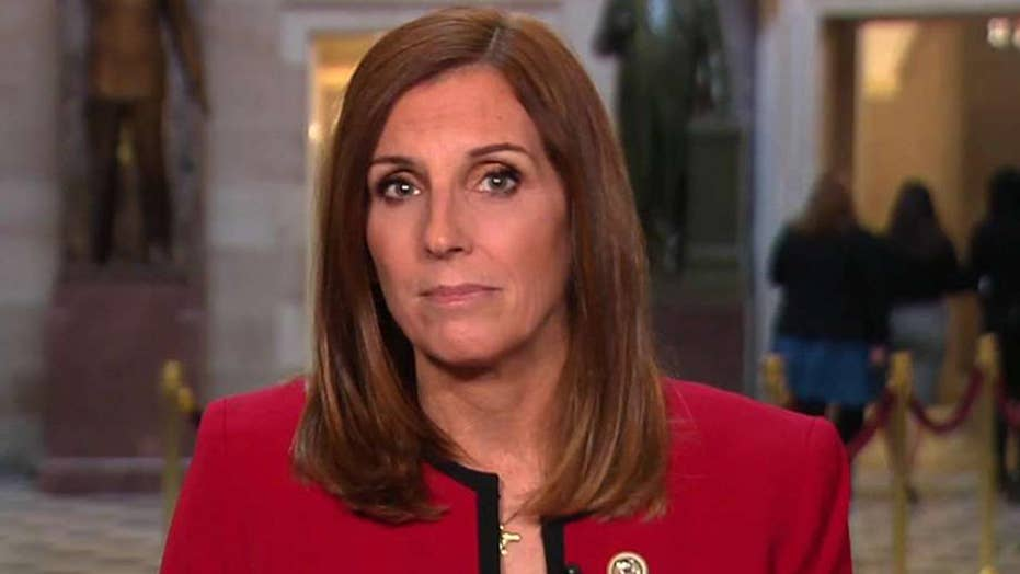 Rep. McSally: Dems must abandon 'DACA or nothing' stance