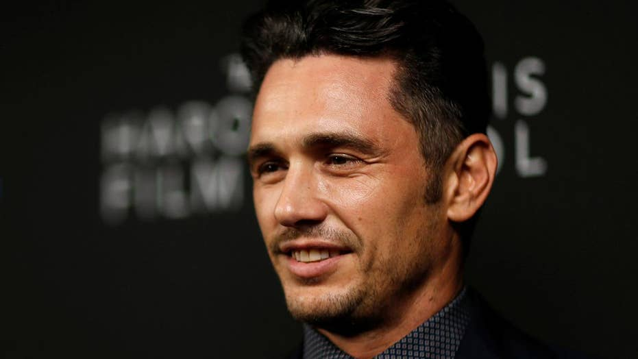 James Franco responds to allegations of sexual misconduct