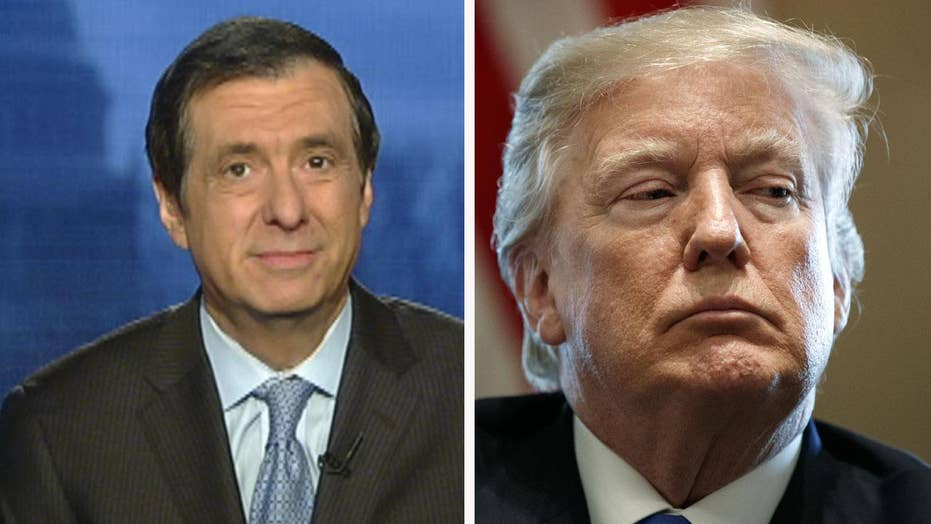 Kurtz: Second thoughts for the Right's Trump-bashers