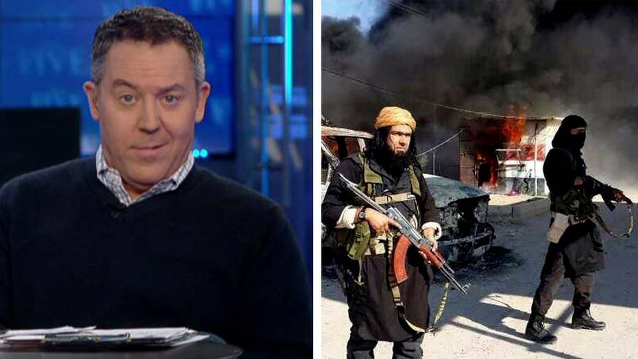 Gutfeld: Great advice on fighting ISIS