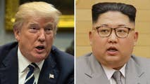 In a wide-ranging interview with the Wall Street Journal, President Trump cites his positive relationship with North Korean leader, suggests that he is open to diplomacy with the rogue nation; insight from Wall Street Journal White House reporter Louise Radnofsky.