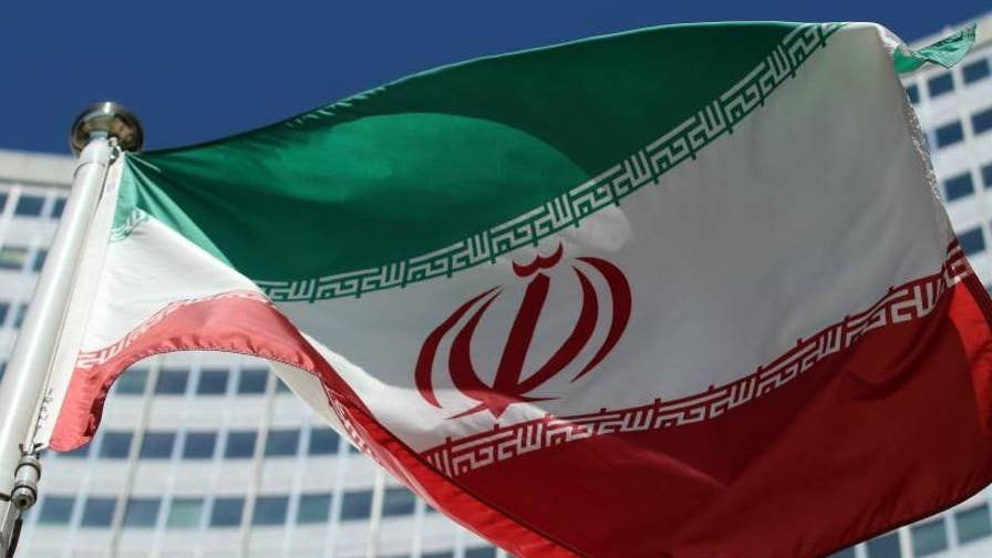 Trump administration does not pull out of the Iran nuclear agreement, but announces new targeted penalties; Rich Edson reports from the State Department.
