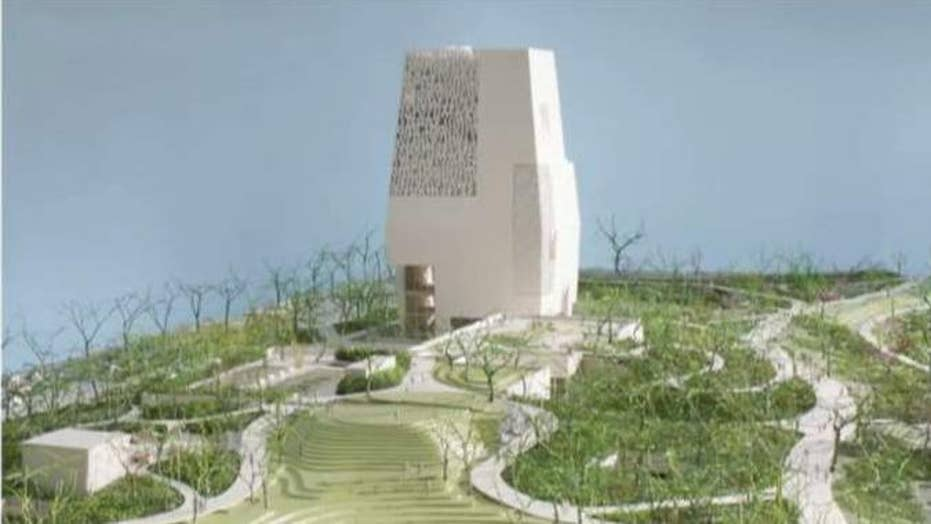 Obama Presidential Center faces opposition in Chicago