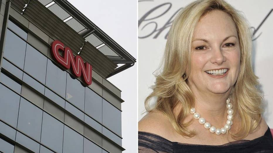CNN used wrong photo for Patty Hearst doc promo