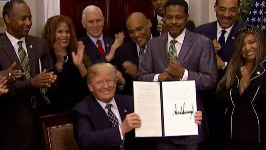 Trump signs MLK proclamation amid 's---hole' controversy