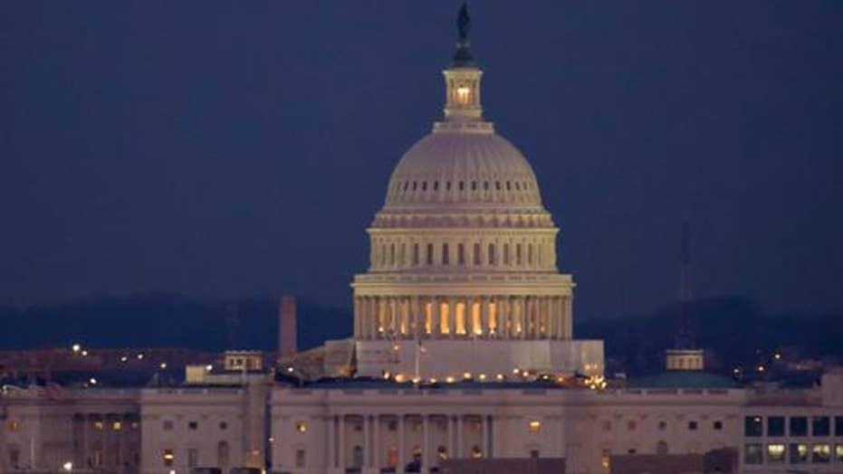 Spending bill negotiations complicated by immigration debate