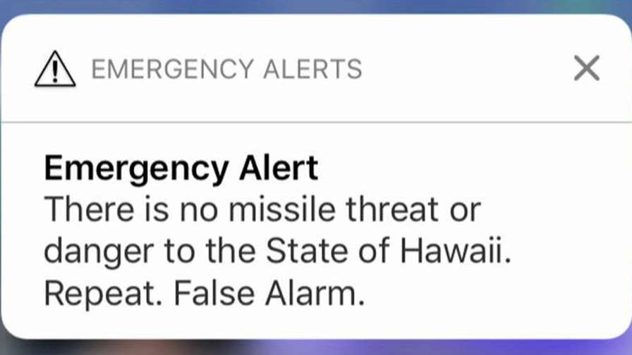 Image result for hawaii emergency alert