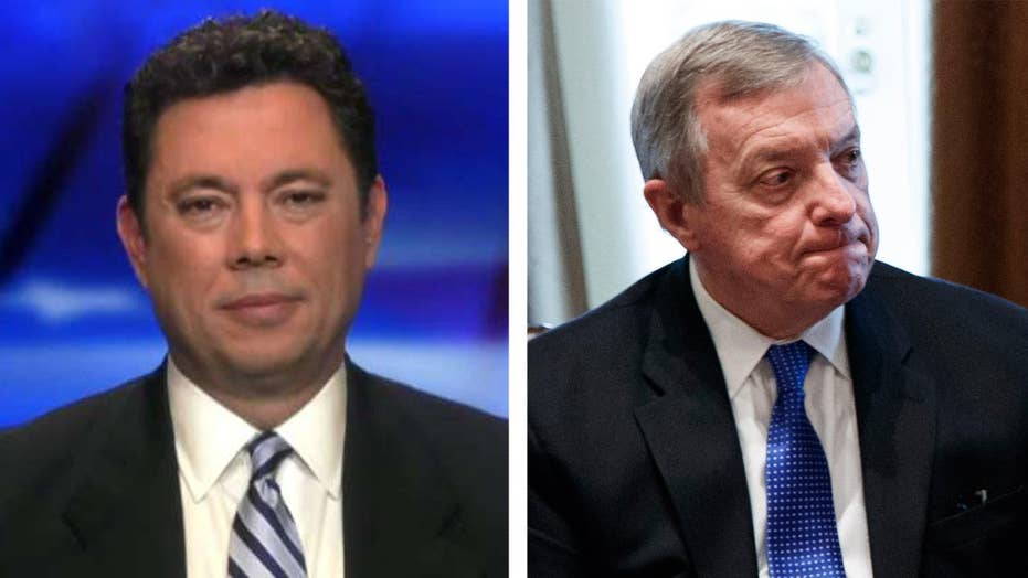 Jason Chaffetz on Senator Dick Durbin's credibility