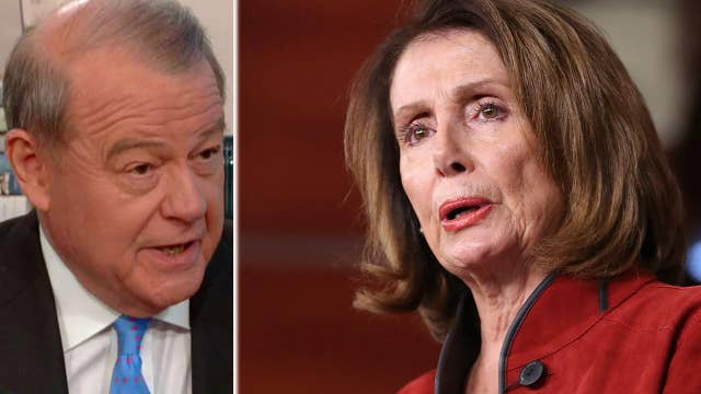 Varney slams Pelosi's comment that bonuses are 'crumbs'