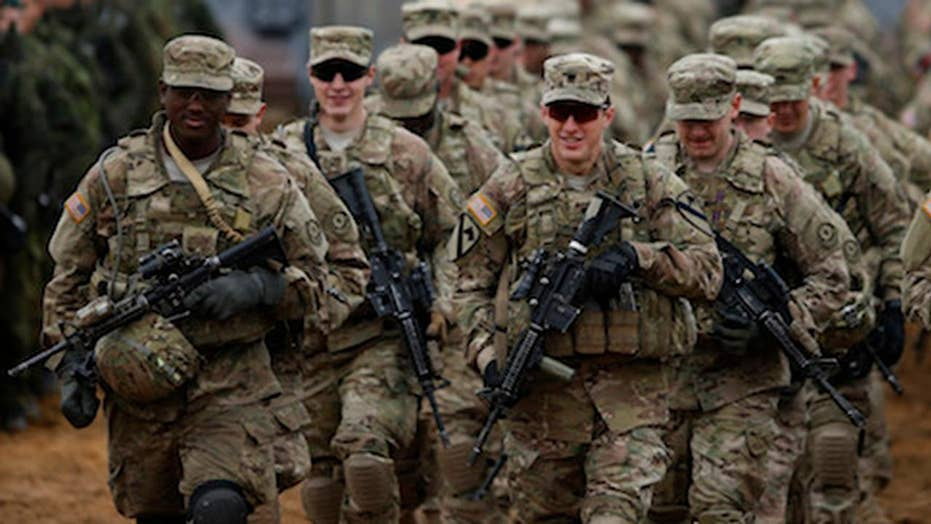 Study reveals physically fit Army recruits are hard to find