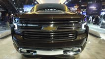 The new Chevrolet Silverado pickup will take on the all-aluminum Ford F-150 with a mix of materials to reduce weight and improve performance.