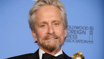 Michael Douglas tries to preempt story.