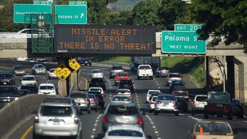 Widespread panic caused by a false missile alarm sent to residents and tourists in Hawaii triggers concerns about U.S. readiness for a real threat; insight from Adm. Robert Natter, retired U.S. Navy four-star admiral and former commander of the 7th Fleet in Japan.