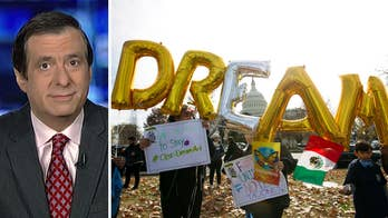 'MediaBuzz' host Howard Kurtz weighs in on whether there will be a DACA deal as Trump denies racism, and blames Democrats for derailing Dreamers.