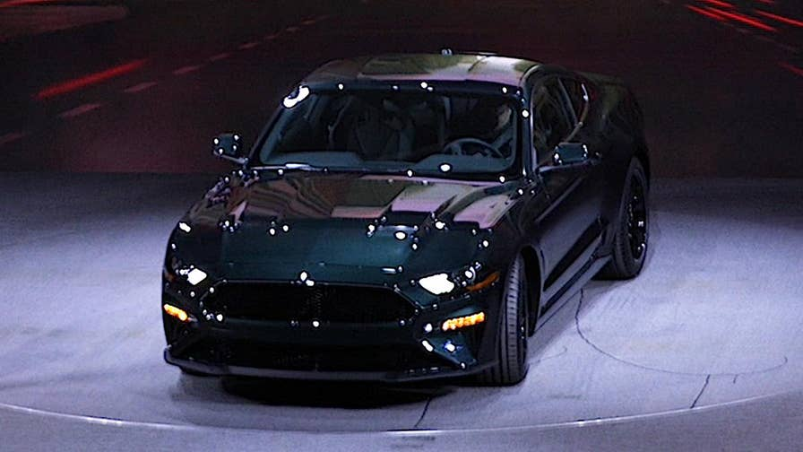 "The newest Ford Mustang was designed to be as cool as the one Steve McQueen drove in the film ""Bullitt,"" but it probably won't make you as cool as him."