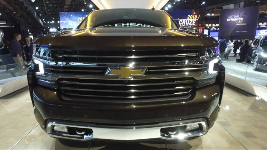 F150 Vs Sierra 2017 >> New Chevrolet Silverado 2500 and 3500 HD pickups coming in 2020 | Fox News